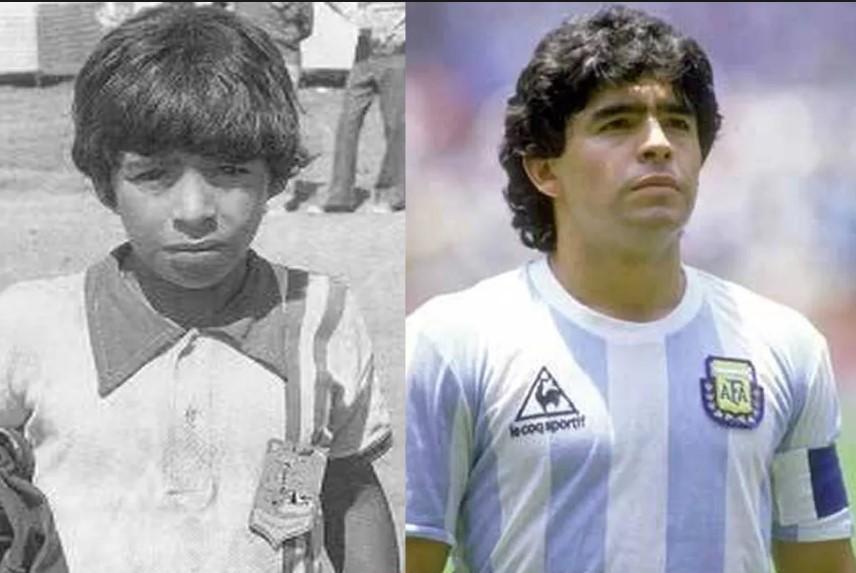 Tiểu sử Maradona - Huyền thoại bóng đá thế giới